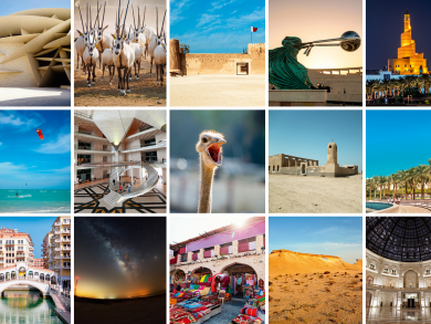 50 free things to do in Doha