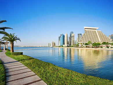 Grab this staycation deal at Sheraton Doha