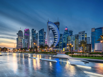 Check out these super travel deals if you're visiting Qatar