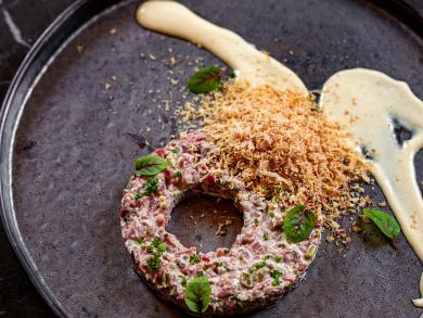 Michelin-starred chef Dani Garcia has just opened BiBo in Doha