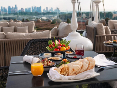 Things to do in Doha: Check out Walima's new terrace