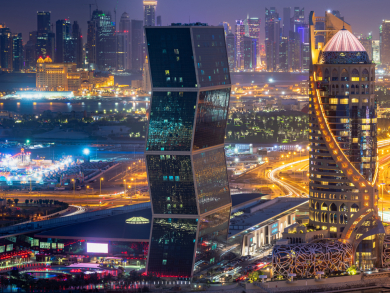 10 awesome pictures of Qatar's new city Lusail