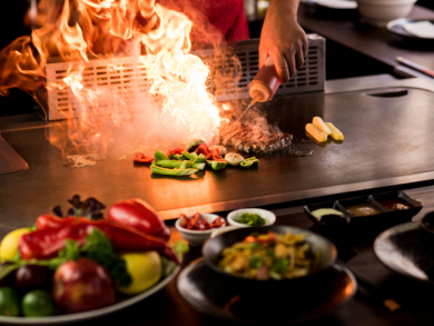 Things to do in Doha: Try the new teppanyaki experience at Megu
