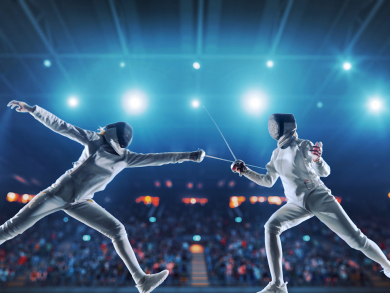 Watch the Fencing Grand Prix 2020 in Doha