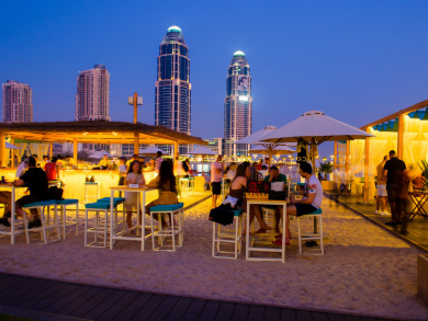 Where sports fans can find drinks deals in Doha