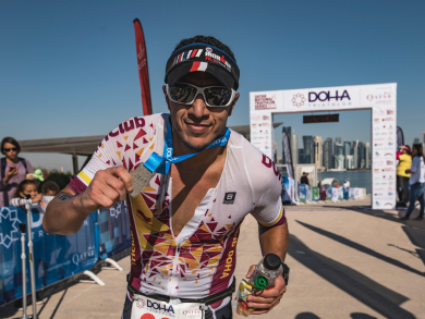 Three Doha races in February
