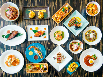 The ultimate guide to brunches in Doha