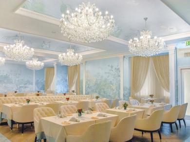 Doha's Al Waab now has an upscale Italian restaurant