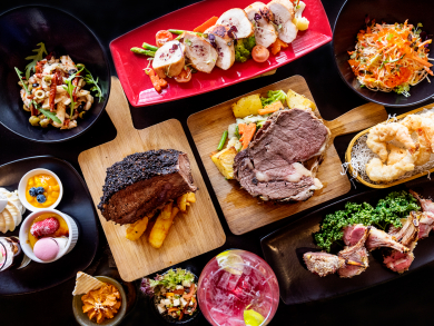 Get brunch and a family staycation for QR450 at Radisson Blu Hotel Doha