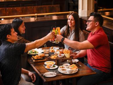Belgian Café has unlimited hops and bites on Mondays