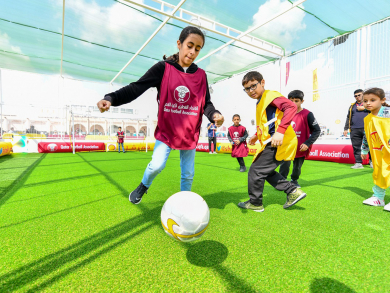 Qatar National Sports Day 2020: Koora Time
