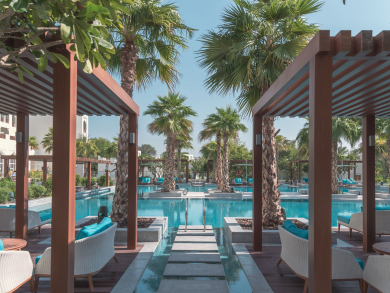 Check out the new brunch at Doha's Al Messila Resort