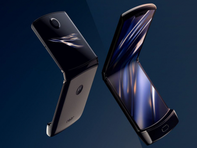 Why the Motorola razr is flipping great