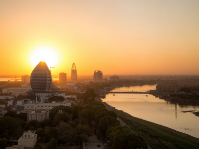 You can now fly directly to Sudan from Doha in under four hours