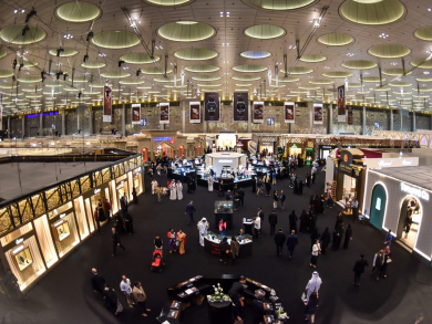 The Doha Jewellery & Watches Exhibition returns
