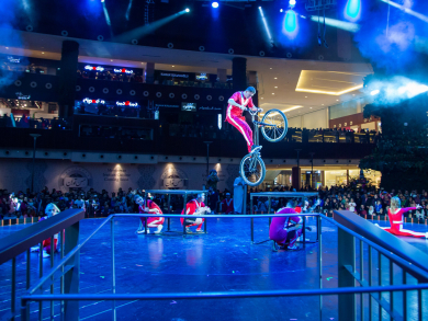 There's thrilling sport celebrations at Mall of Qatar