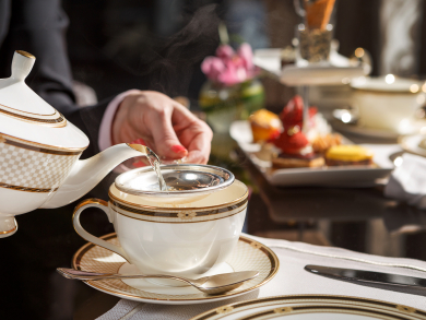 Three afternoon teas to try in Doha