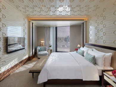 Everything you need to know about Mandarin Oriental, Doha