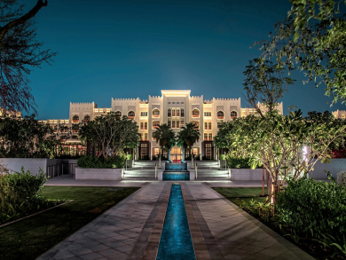 Everything you need to know about Al Messila, a Luxury Collection Resort & Spa, Doha