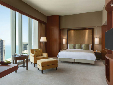 Everything you need to know about JW Marriott Marquis Doha