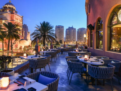 NOZOMI Doha launches sushi bar dining
