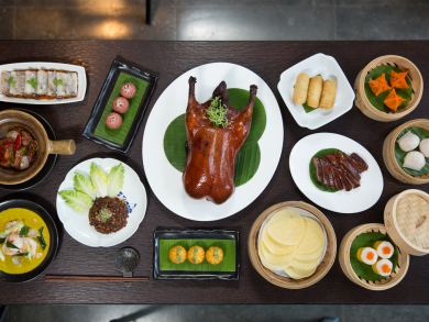 Top Asian brunches in Doha