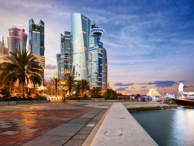 Sights to see in Doha with visitors