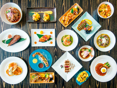Where to brunch in Doha with visitors
