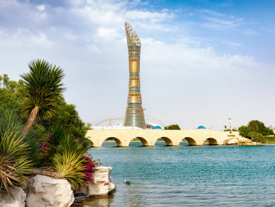 Check out these awesome shots of Doha's Aspire Park