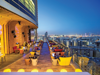 The best ladies' nights in Doha this March