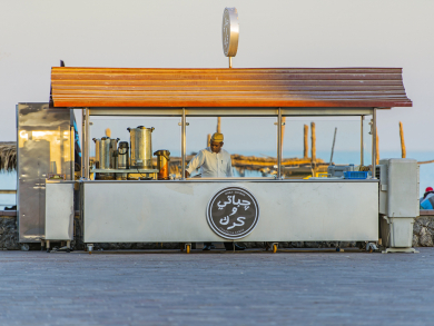 Seven spots to try karak in Doha