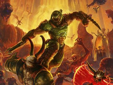 Game preview: DOOM Eternal
