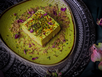 Try brilliant Iranian food at Rose of Persia