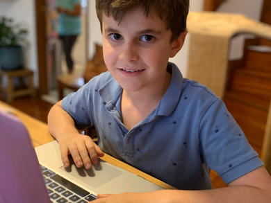 Ten home-learning tips for kids in Qatar