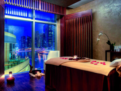 There's a cool new staycation deal at JW Doha
