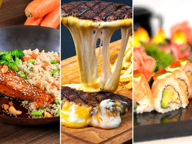 The best takeaways and home deliveries in Doha