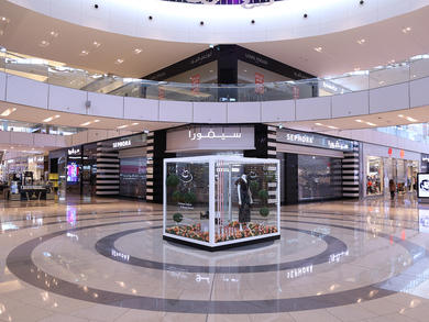 Stores in Doha Festival City are exempted from rent for three months