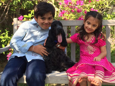 Why having a pet in the family is beneficial for Qatar kids