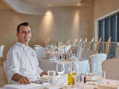 Five things that chef Stavros Chatziantoniou from IZU Doha is doing during lockdown