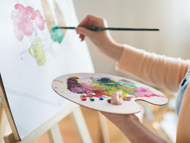 Seven online art classes to try if you're stuck home in Doha