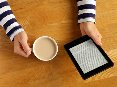 Download more than a million books for free from Kindle Unlimited