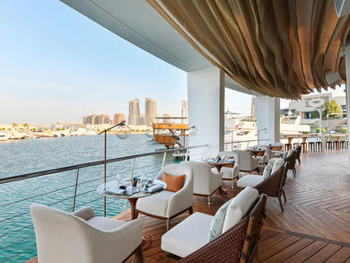 Doha's best restaurants with a view