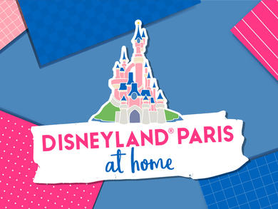 Disneyland Paris launches website filled with fun activities for families