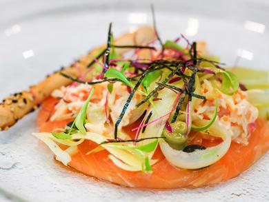 Ramadan in Doha 2020: How to make cured salmon gravlax