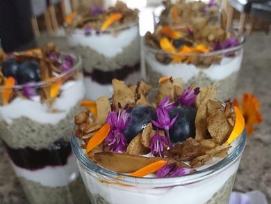 Ramadan in Doha 2020: How to make chia pudding