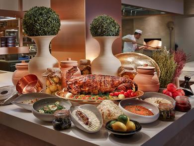 Ramadan in Doha 2020: How to make lamb ouzi
