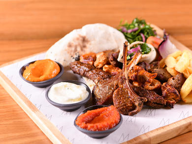 Ramadan in Doha 2020: How to make Sofra's mixed grill