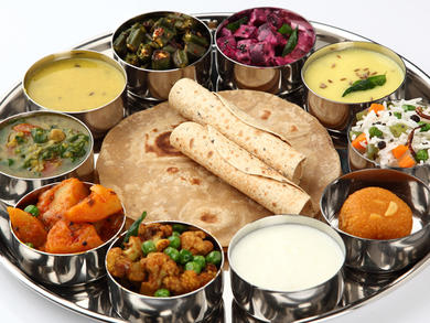 Indian vegetarian restaurants in Doha
