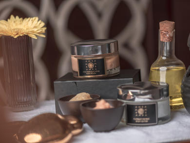 Get Al Messila beauty and skincare products delivered to your home in Doha