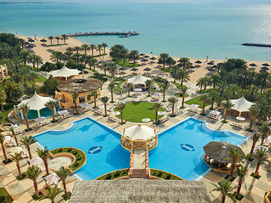 Doha hotels with private beaches